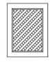 Small Image of SB30B-ND-SP Gramercy White (GW) - Lattice Door for Sink and Base Cabinets