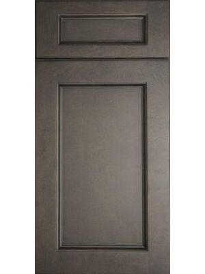 TSG Forevermark Cabinets Townsquare Grey Style Kitchen Cabinet Door Sample