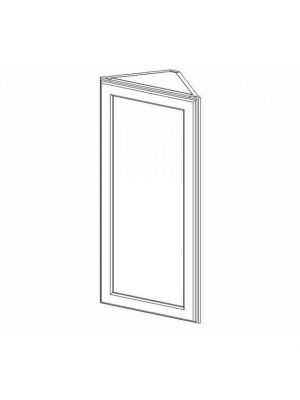 Small Image of AW36 K-White (KW) - Wall Angle Cabinet