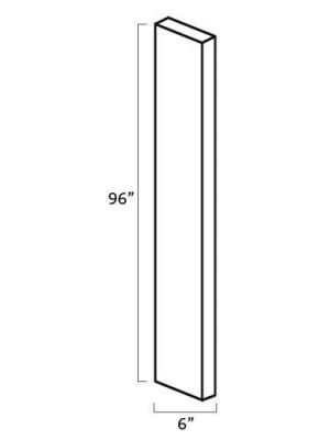 Small Image of WF696 K-White (KW) - Tall Wall Filler