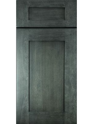 Small Image of SAMPKD Greystone Shaker (AG) - Kitchen Cabinet Sample Door