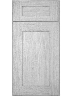 Small Image of SAMPBD Nova Light Grey Shaker (AN) - Bathroom Cabinet Sample Door