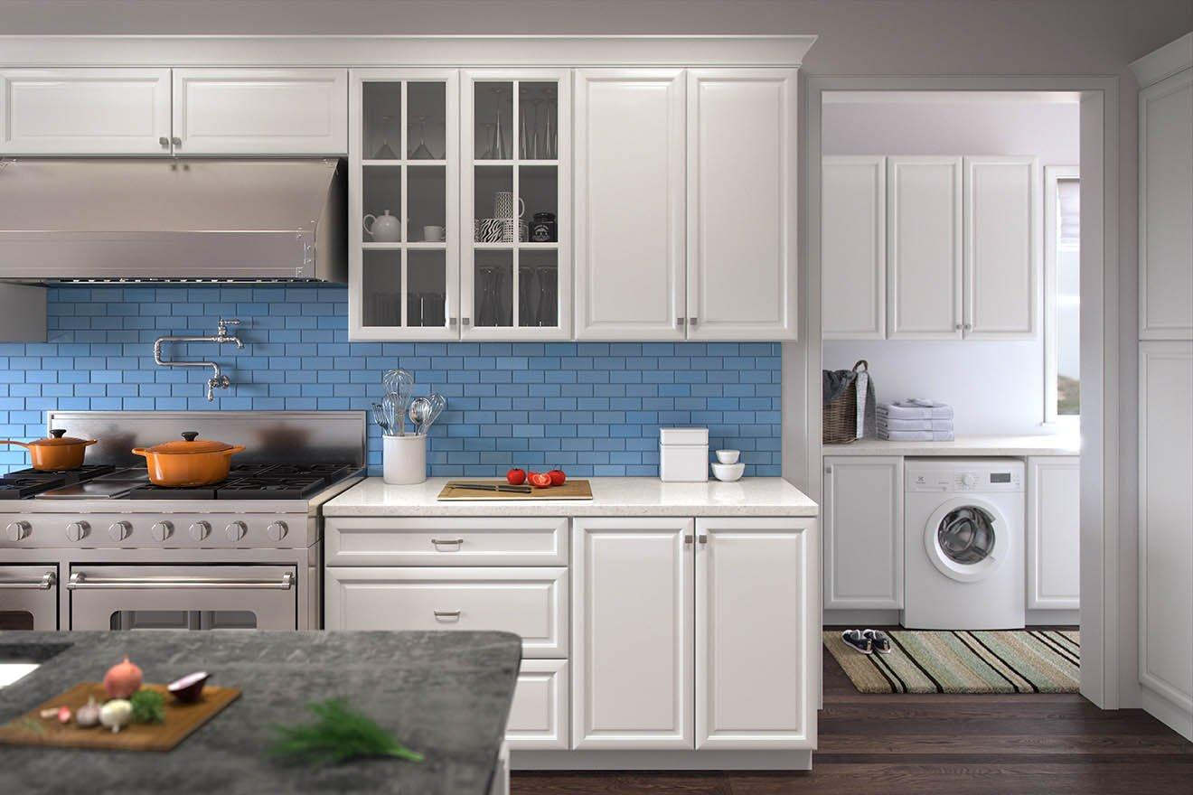 All RTA Kitchen Cabinets | Assembled Cabinets | Ready-To-Assemble ...