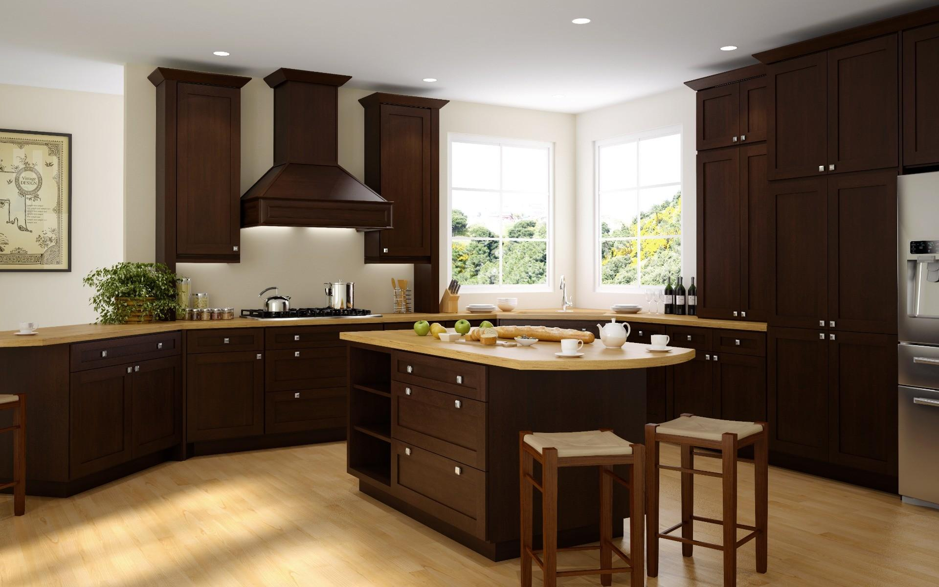 Assembled U0026 RTA Kitchen Cabinets